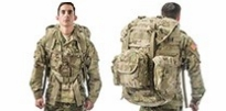 Modular Lightweight Load Carrying Equipment (MOLLE)