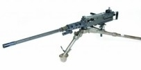 M2 .50 caliber machine gun