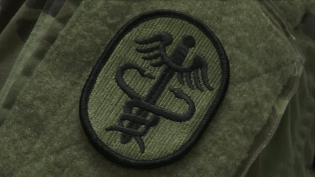 U.S. Army Medical Command Patch