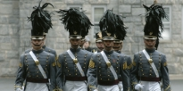 Cadete de la Academia Militar West Point