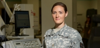 Army AMEDD internal medicine doctor