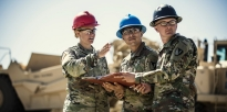 Army Engineer Soldiers