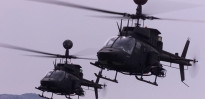Kiowa Warrior Helicopters