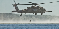 MH60 Black Hawk during rescue training operation | Special Operations Aviation Regiment (SOAR)