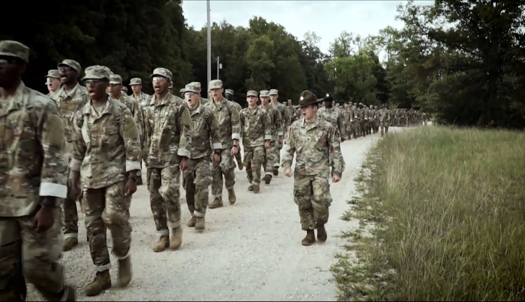 Basic Training Photos >> Basic Combat Training Goarmy Com