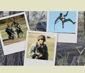 Patrolling and Rappelling are just some of the tasks associated with ROTC.