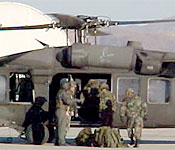 Air Assault operations in preparations for the annual Spring FTX