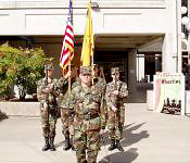 Cal Poly ROTC is strong history in San Luis Obispo and are always proud to show it.