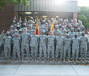 The Central State University Mighty Marauder Battalion, Army ROTC