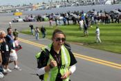Cadets in the past have worked a variety of fundraising events like the Daytona 500 and Super Bowl in Jacksonville, Florida.