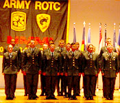 NMMI cadets leave the Institute after 2 years as a Second Lieutenant in the US Army.