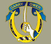 The Garry Owen Battalion has a long history of commissioning officer for the US Army.