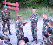 ROTC provides quality training on the things that make you successful in the Army and in life.
