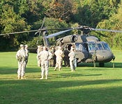 Patriot Battalion and ROTC, producing quality Soldiers and Officers for the United States Army