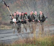 The Ranger Challenge Competition is an opportunity for schools to