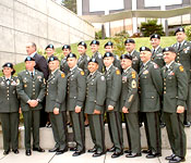 Seattle University Army ROTC has a proud tradition of producing officers of the highest caliber.