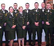The Army ROTC Scholarship Programs provide financial assistance for the education and training of highly qualified and motivated young men and women who desire to be commissioned as officers in the Army after graduation from college. Mohawk Battalion commissions an average of twenty officers a year.