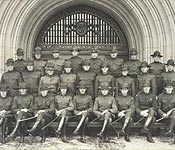 First Regiment of Officers produced by The Ohio State University Army ROTC.