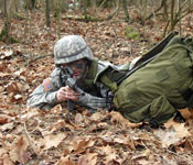 During Fall FTX, cadets learn basic leadership skills, as well as an introduction to Squad STX.