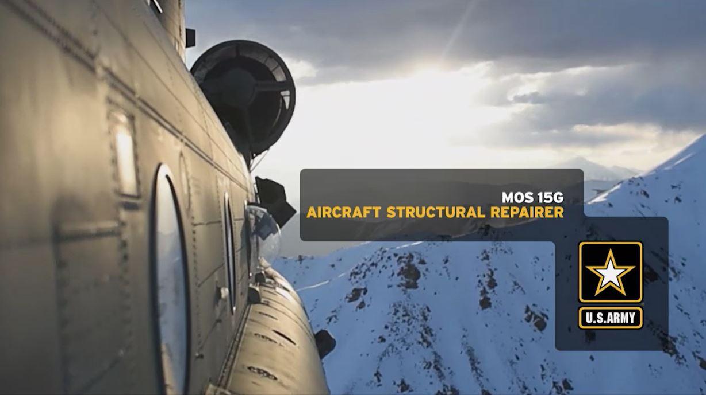Aircraft Structural Repairer 15G