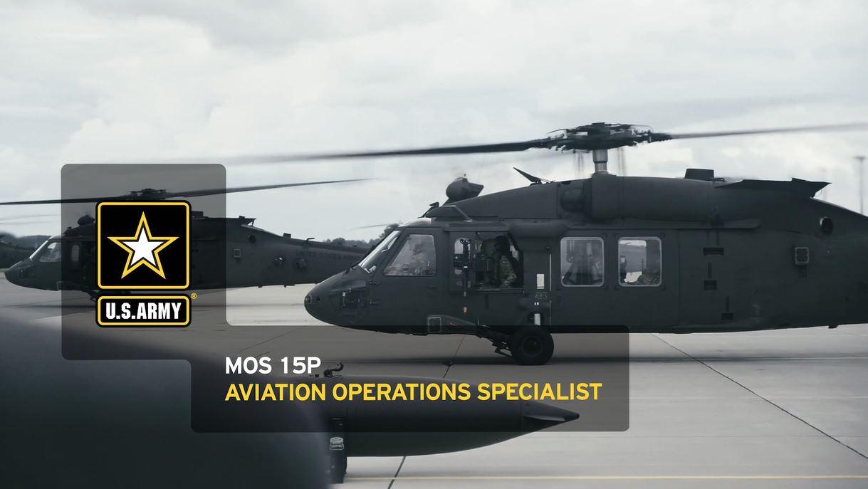 Aviation Operations Specialist (15P) | goarmy com