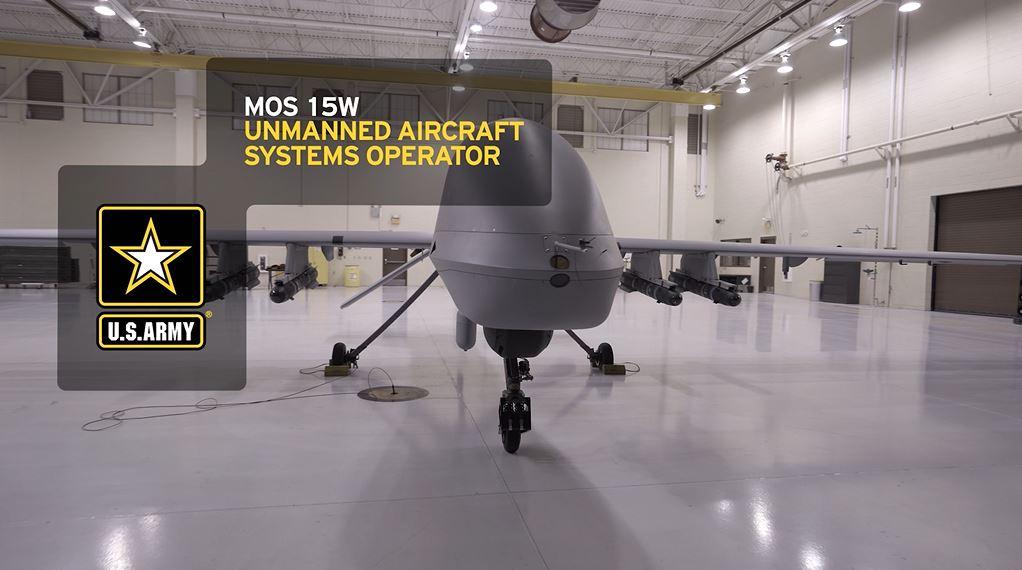 Unmanned Aircraft Systems (UAS) Operator (15W) | goarmy com