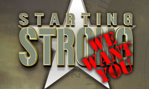 Be a Part of the Next Season of Starting Strong
