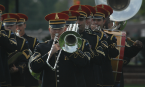 army musicians