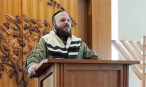 Chaplain Captain Mendy Stern