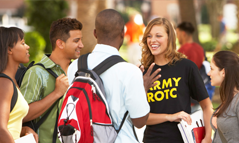 army rotc information