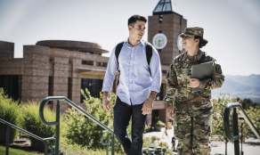 army college students