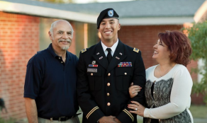 army rotc parents