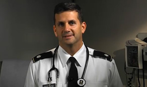 LTC Thomas Hustead, M. D. - Family Physician