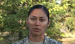 Private First Class Rosa Mercado