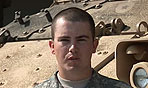 Private Jeremy Brown