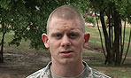 Private First Class Erick Peterson