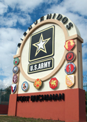 Known As The Sentinel Of The Caribbean Fort Buchanan Is The Only U S Army Base In Puerto Rico It Serves Under The Direct Control Of The United States